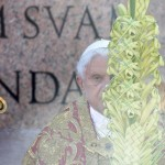 Pope Benedict XVI at Palm Sunday Mass (March 28th, 2010)
