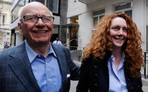 Rupert Murdoch continues to keep News of the World's Rebekah Brooks onboard in his media empire, despite the revelations of what transpired under her watch over the past decade.